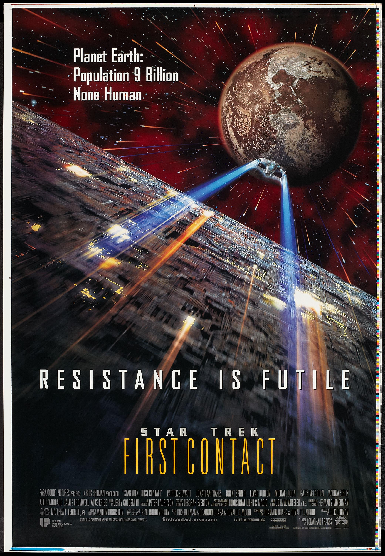 Star Trek Next Generation Poster Collection
