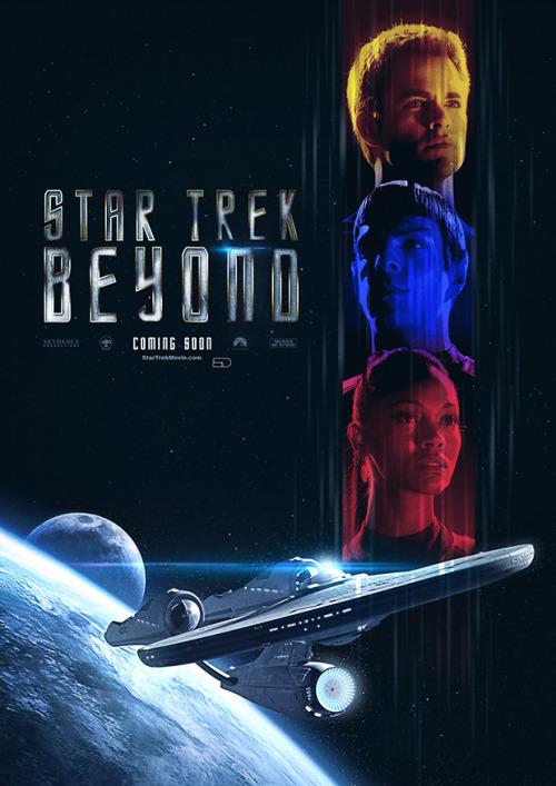 Star Trek Beyond Movie Poster 2016 Pre Release