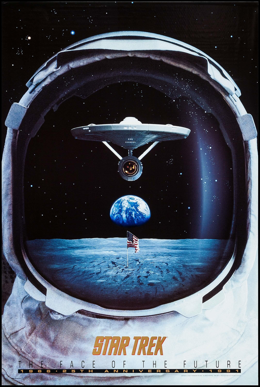 The Star System: Star Trek Posters